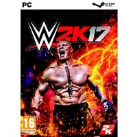 Gry na PC, WWE 2K17 (PC)
