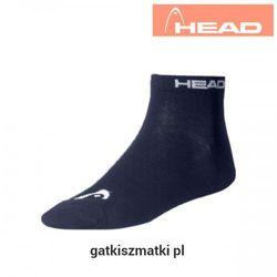 Skarpety HEAD Quarter granatowe