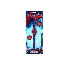 Zegarek cyfrowy spiderman blister