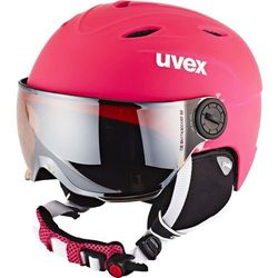 Uvex Junior Visor Pro Różowy 54-56 cm 2017-2018