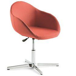 Fotel RELAX, rdzawy czerwony