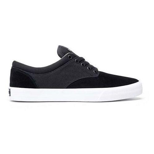 Obuwie sportowe dla mężczyzn, buty SUPRA - Chino Black/Khaki-White (BKW) rozmiar: 41