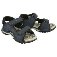 Sandały dziecięce, Geox sandały chłopięce Borealis 33 niebieski
