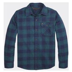 Koszule z długim rękawem Tommy Hilfiger KB0KB05102 FLANNEL CHECK 5% zniżki z kodem JEZI19. Nie dotyczy produktów partnerskich.