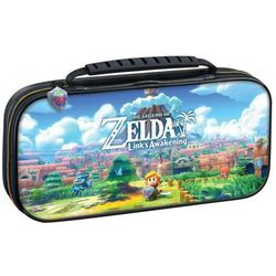 Etui BIG BEN Game Traveler Slim Travel Case The Legend of Zelda Link's Awakening do Nintendo Switch Lite