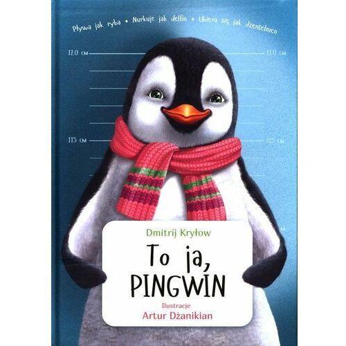 Książki dla dzieci, To ja, Pingwin (opr. twarda)