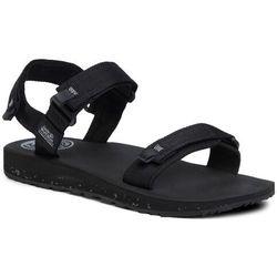 Sandały JACK WOLFSKIN - Outfresh Sandal M 4039441 Black/Ligth Grey