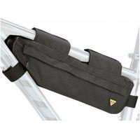 Sakwy, torby i plecaki rowerowe, Torebka TOPEAK MidLoader czarny / Pojemność: 6 L / Rozmiar: 54,5 cm