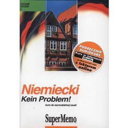 Niemiecki kein problem kurs do samodzielnej nauki + CD (opr. miękka)