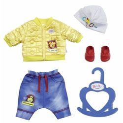 Baby born® little ubranko cool kids 36cm p4 827918 zapf