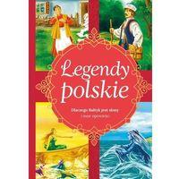 Książki dla dzieci, Legendy polskie. Wiano świętej Kingi i inne (opr. twarda)