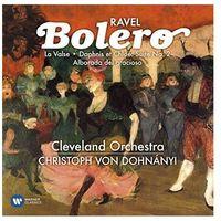 Pozostała muzyka rozrywkowa, RAVEL: BOLERO, LA VALSE, DOPHNIS & CHLOE, ALBORADA DEL GRACIOSO - Christoph Von Dohnanyi (Płyta CD)