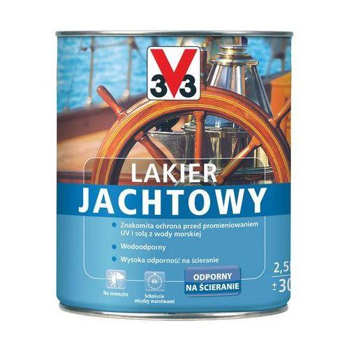 Lakiery, Lakier jachtowy V33