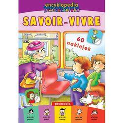 Savoir-vivre Naklejanki (opr. miękka)