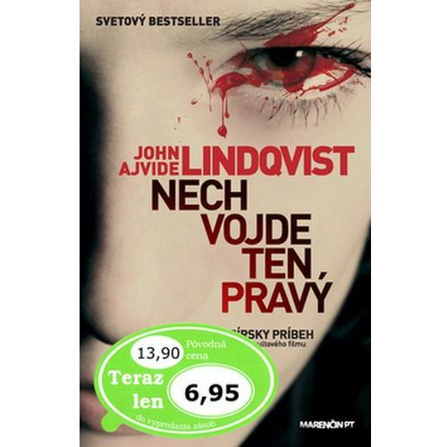 Pozostałe książki, Nech vojde ten pravý John Ajvide Lindqvist