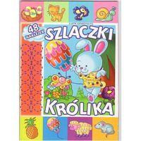 Książki dla dzieci, SZLACZKI KRÓLIKA (opr. miękka)