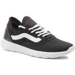 Sneakersy VANS - Iso Route Staple VN0A3TKEOS7 (Staple) Black/True White