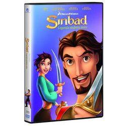 Sindbad - Legenda Siedmiu Mórz DVD. Darmowy odbiór w niemal 100 księgarniach!