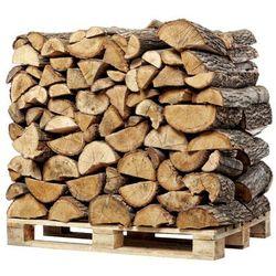 Drewno kominkowe suche paleta