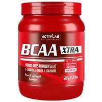 Aminokwasy, ACTIVLAB BCAA Xtra 500 g - 500 g