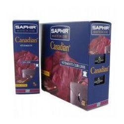 Regenerujący, koloryzujący krem do skóry Canadian Saphir