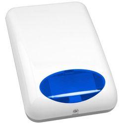 SPL-5020 BL Sygnalizator zewnętrzny akustyczno-optyczny Satel dioda niebieska