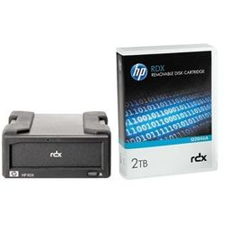HP E RDX Removable Disk Backup System - Pozostale - cecha n/a - USB 3.0 -