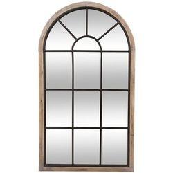 Duże lustro okno na ścianę, lustro okiennica, duże lustro do przedpokoju, lustro rustykalne, lustra dekoracyjne, lustra ścienne
