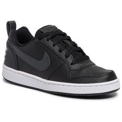 Buty NIKE - Court Borough Low Ep (Gs) BV0744 001 Black/Anthracite