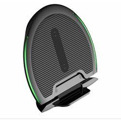 Ładowarka indukcyjna QI Baseus Foldable bezprzewodowa czarna