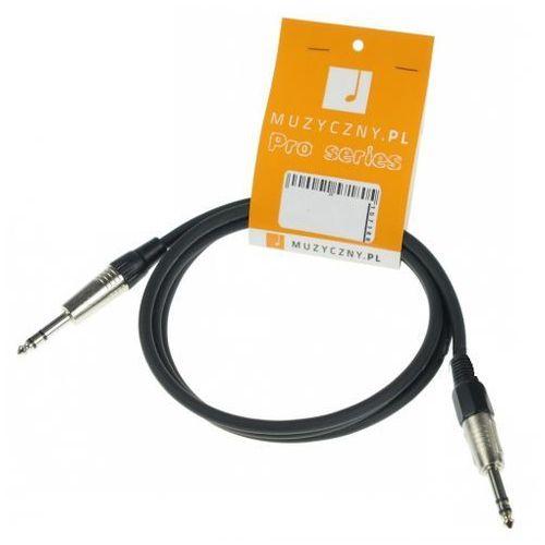 Kable audio, 4Audio MIC2022 1,5m przewód symetryczny / stereo TRS TRS