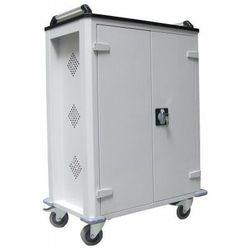 Mobilna szafka na tablety na kółkach do ładowania. Wózek na tablety WNT 33
