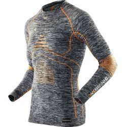 X-Bionic Accumulator EVO Melange UW Bielizna górna Mężczyźni szary/pomarańczowy L/XL 2018 Koszulki bazowe z długim rękawem Przy złożeniu zamówienia do godziny 16 ( od Pon. do Pt., wszystkie metody płatności z wyjątkiem przelewu bankowego), wysyłka odbędzie się tego samego dnia.