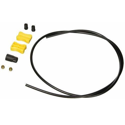 Narzędzia rowerowe i smary, ESMBH90SSL100 Przewód hamulcowy hydrauliczny Shimano Deore SM-BH90-SS 1000 mm przód czarny
