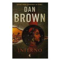 Książki kryminalne, sensacyjne i przygodowe, Inferno - Dan Brown OD 24,99zł DARMOWA DOSTAWA KIOSK RUCHU (opr. broszurowa)