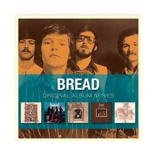 Pozostała muzyka rozrywkowa, ORIGINAL ALBUM SERIES - Bread (Płyta CD)