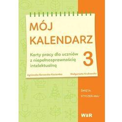 Mój kalendarz cz.3 - Agnieszka Borowska-Kociemba, Małgorzata Krukowska - książka