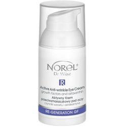 Norel (Dr Wilsz) ACTIVE ANTI-WRINKLE EYE CREAM Aktywny krem przeciwzmarszczkowy pod oczy (PZ222)