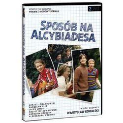 Sposób na Alcybiadesa (2xDVD) - Waldemar Szarek DARMOWA DOSTAWA KIOSK RUCHU