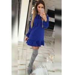 Sukienka JANINE BLUE