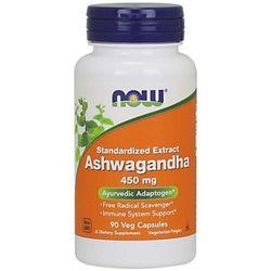 NOW Foods Ashwagandha 450 mg 180 kaps