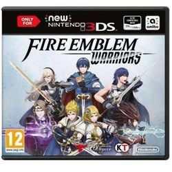 3DS Fire Emblem Warriors Gra Nintendo 3DS NINTENDO