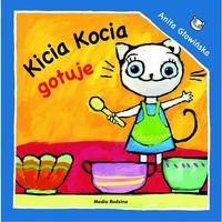 Książki dla dzieci, Kicia Kocia gotuje - Anita Głowińska (opr. miękka)