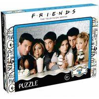 Puzzle, Puzzle 1000 elementów Przyjaciele Milkshake