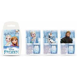 TOP TRUMPS Gra karciana Frozen