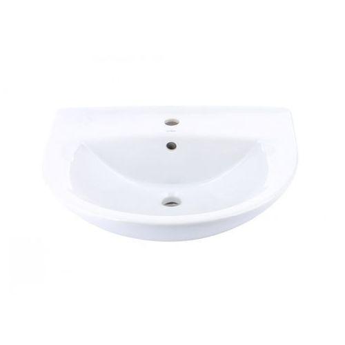 Umywalki, Umywalka z otworem na armaturę 60 President Cersanit (K08-010)