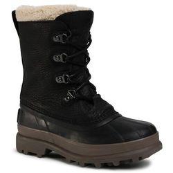 Śniegowce SOREL - Caribou Stack Wp NM3907 Black 010