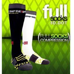 Skarpety kompresyjne COMPRESSPORT full socks