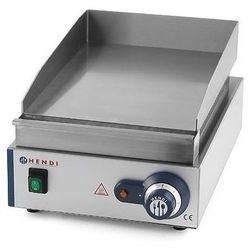Płyta grillowa elektryczna gładka nastawna   330x270mm   2000W