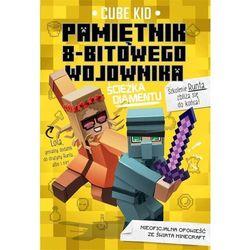 Minecraft 4 Pamiętnik 8-bitowego wojownika Ścieżka diamentu [Cube Kid]